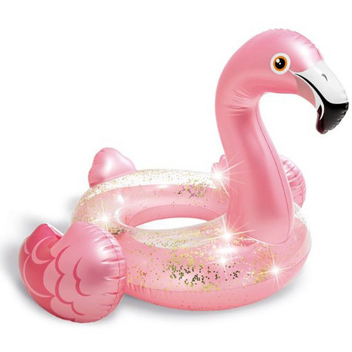 Intex Glitter Flamingo Tube
