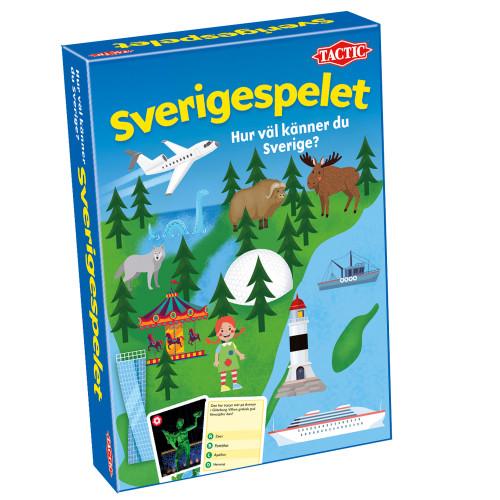 Tactic Sverigespelet