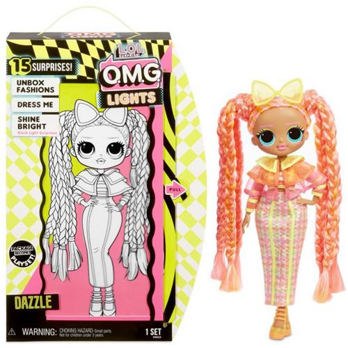 L.O.L. Surprise OMG Doll Lights Serie