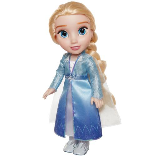 JAKKS Pacific Frozen 2 Toddler Doll Elsa