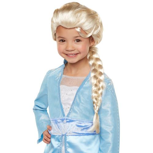 JAKKS Pacific Frozen 2 Dress Up Wig Elsa