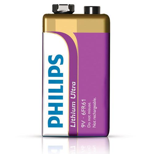 Philips Lithium 9V