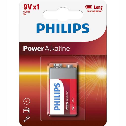 Philips Power Alkaline 9V