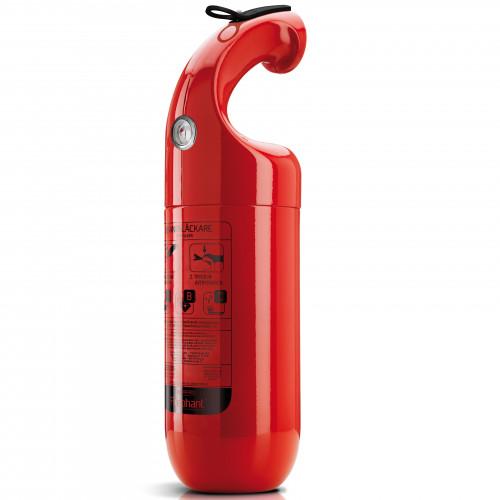 Housegard Firephant Brandsläckare 2kg Rö