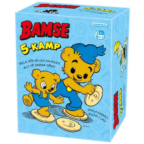 Kärnan Bamse 5-Kamp