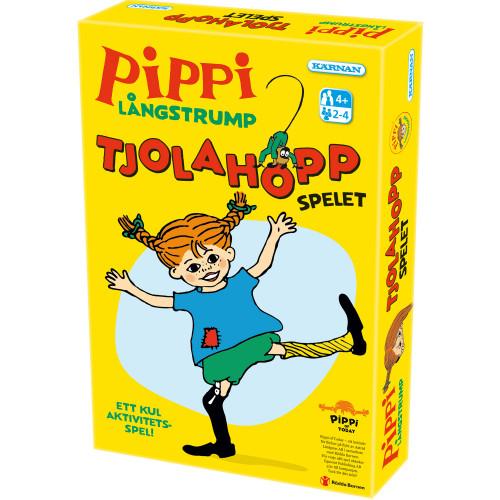 Kärnan Pippi Långstrump Tjolahoppspel