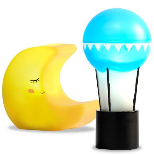Lundby Lampset Måne+Ballong