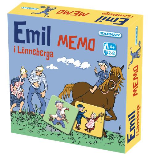 Kärnan Emil i Lönneberga Memo