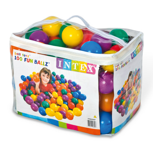 Intex Fun Ballz / Bollhav 100st