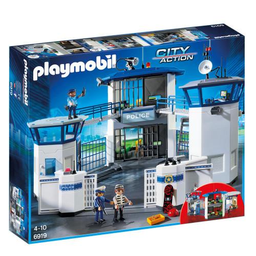 Playmobil Action, Polisstation/fängelse