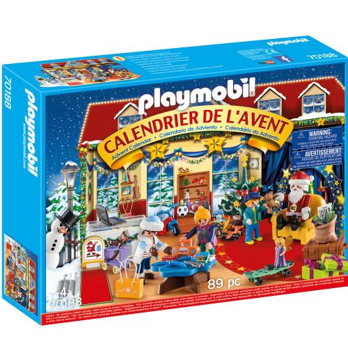 Playmobil Adventskalender Jultomte