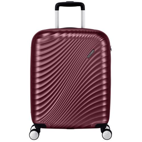 AMERICAN TOURISTER Jetglam Spinner 55 Purple