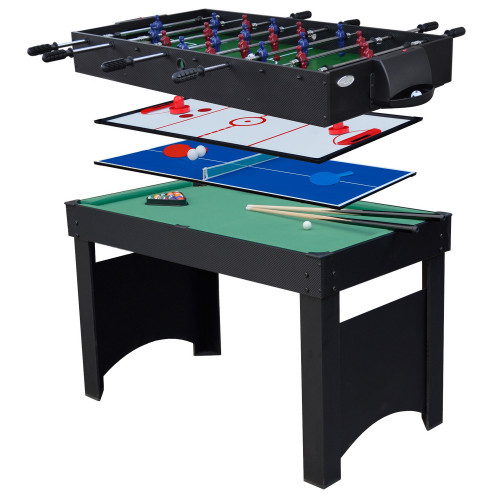 Gamesson Combo Table Jupiter 4 in 1 Tel