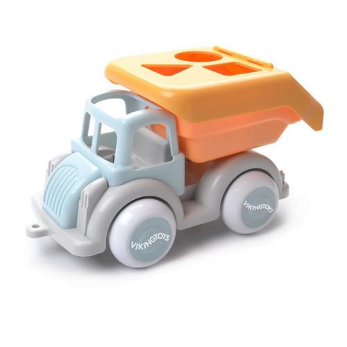 VikingToys Tipplastbil/Plocklåda Ecoline