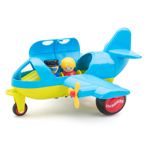 VikingToys Jumbo Plane Fun Colour