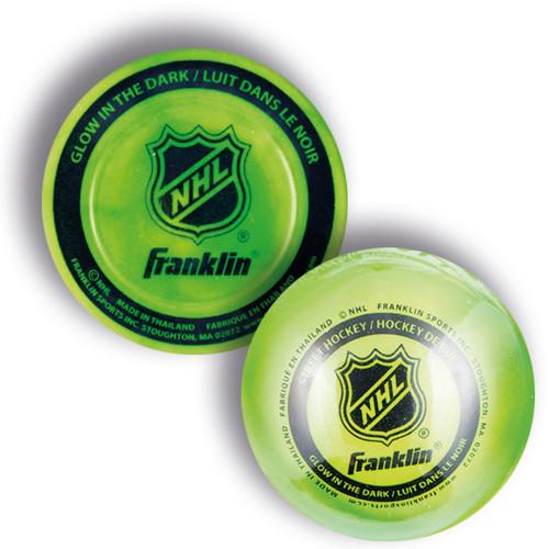 Franklin Streethockey Puck + Streethock