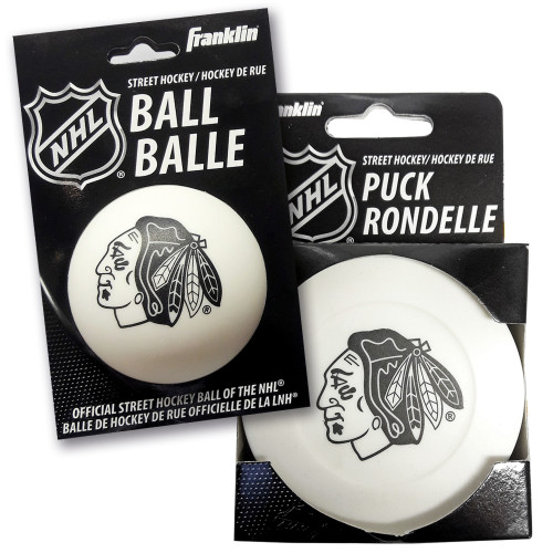 Franklin Streethockeypuck + Boll Chicag