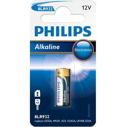 Philips LR23A / 23AE 12V 1-pack