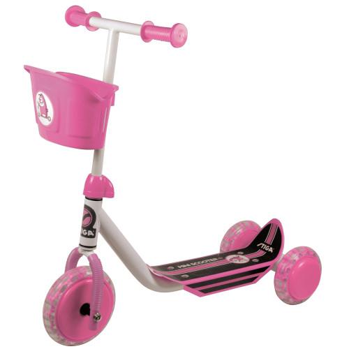 Stiga STR Scooter Mini Kid 3W Pink