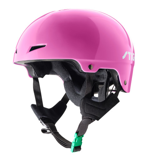 Stiga Play Helmet Pink (48-52) S