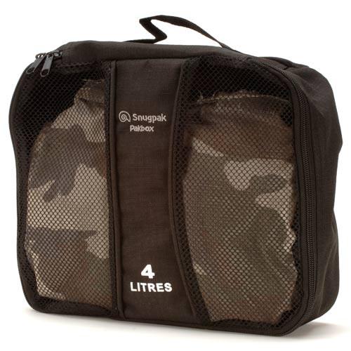 Snugpak Packbox 4 Black