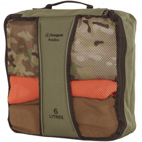Snugpak Packbox 6 Olive Green