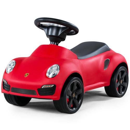 Rastar Porsche sparkbil Röd