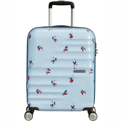 American Tourister Minnie Darling Bluespin.55/20