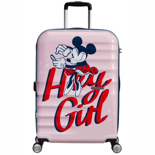 American Tourister Minnie Darling Pinkspin.67/24