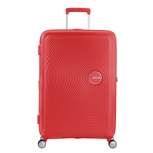 AMERICAN TOURISTER Soundbox Sp 77 Exp. Coral Red