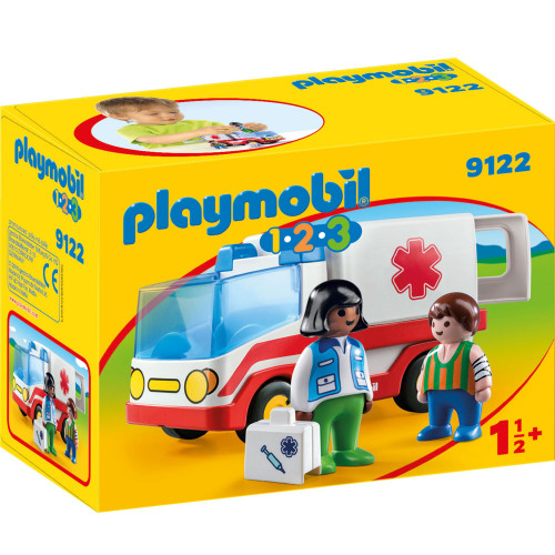 Playmobil 1.2.3, Ambulans