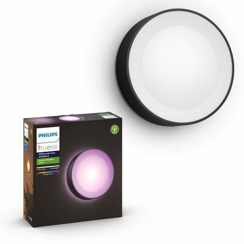 Philips Hue Daylo Vägglampa Wh/Color A