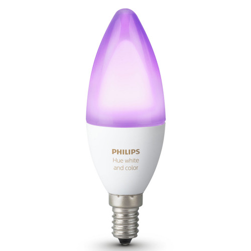 Philips Hue White and Color E14 Kr 1-p