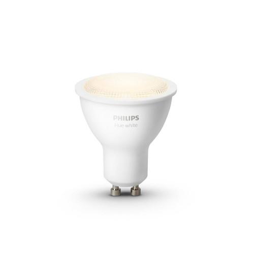 Philips Hue White 5,5W GU10 Singel