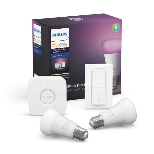 Philips Hue Startkit White/Color 2xE27