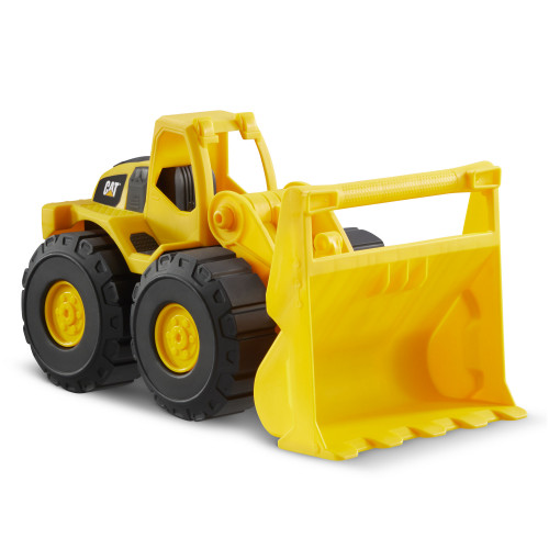 Cat Bulldozer Construction Fleet