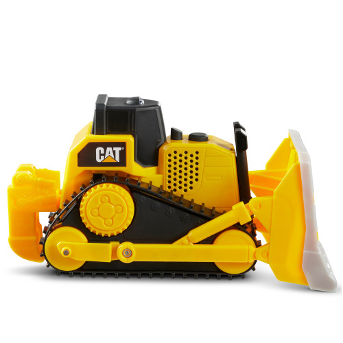 Cat Bulldozer Tough Machines