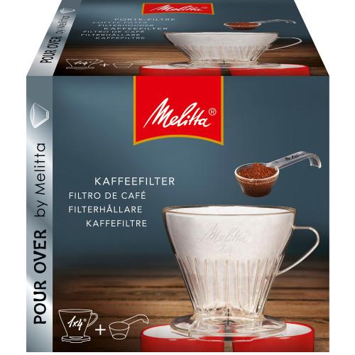 Melitta Pour Over Prem Filtertratt 1X4