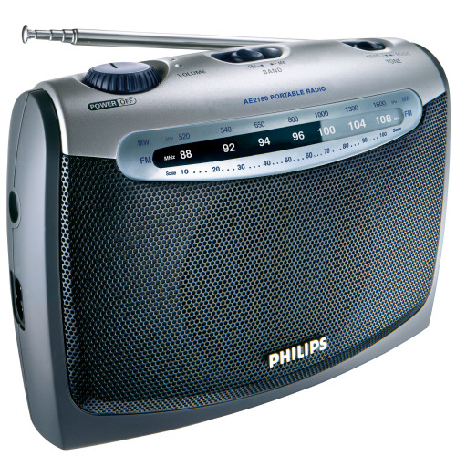 Philips Portabel radio analog AE2160