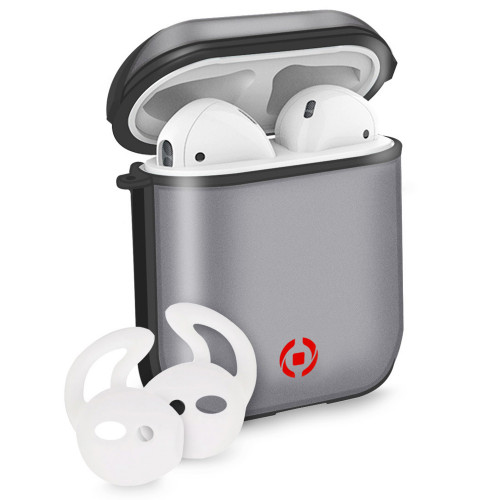 Celly Aircase Airpods-skyddsfodral V