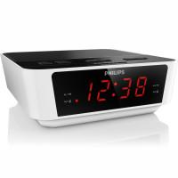 Philips Klockradio Digital mottagare