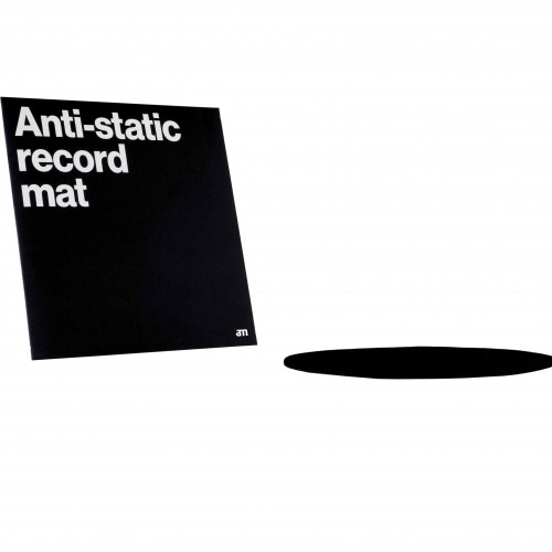 AM Denmark Antistatmatta för vinylspelare
