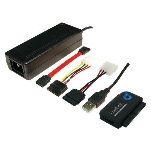 LogiLink USB 2.0 -> SATA + IDE 3,5/3,2
