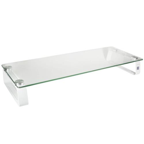 LogiLink Monitorställ i glas/metall