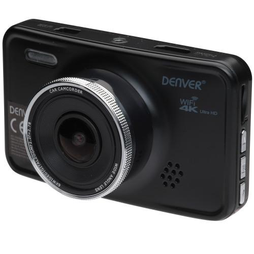 """Denver Bilkamera 2,4""""-skärm 4K@30fps"""