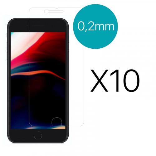 Champion Skärmskydd iPhone 7/8/SE 10-pa