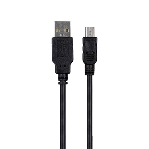 Champion USB kabel A<->B Mini USB 1.8m