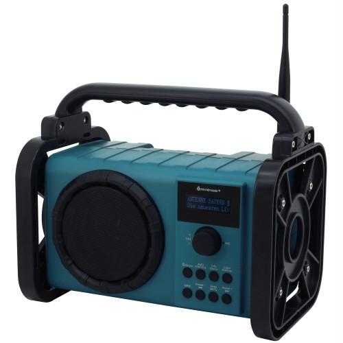 Soundmaster Tålig arbetsradio DAB+/FM-radi