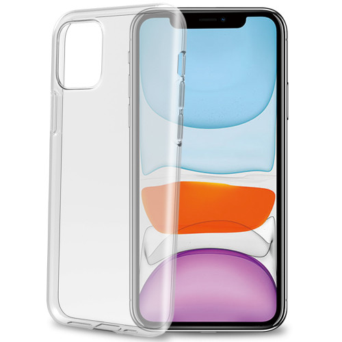 Celly Gelskin TPU iPhone 11 Tr