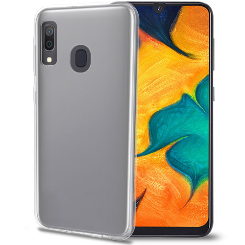 Celly Gelskin TPU Cover Galaxy A40